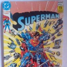Cómics: SUPERMAN TOMO 30 NÚMEROS 104 AL 108. Lote 202110270