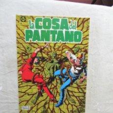 Comics: LA COSA DEL PANTANO 10 NUMEROS 1 - 2 - 3 - 4 - 5 - 6 - 7 - 8 - 9 - 10 EDICIONES ZINCO. Lote 202591422