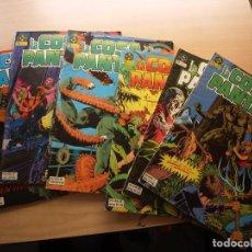 Comics: LA COSA DEL PANTANO - LOTE DE 8 NÚMEROS - ZINCO - VER PORTADAS Y NÚMERACION -. Lote 202740785