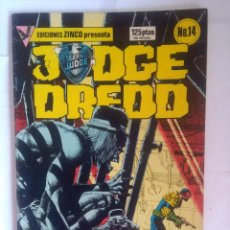 Cómics: JUDGE DREDD 14. Lote 232466455