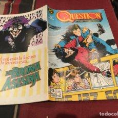 Cómics: QUESTION - Nº 3 - EDICIONES ZINCO.. Lote 203026371
