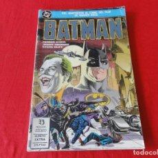 Cómics: BATMAN. FIEL ADAPTACION AL COMIC DEL FILM DE WARNER BROSS. ZINCO-DC COMICS. 1989. C-42. Lote 203029767