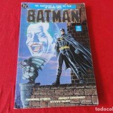 Cómics: BATMAN. FIEL ADAPTACION AL COMIC DEL FILM DE WARNER BROSS. TOMO ZINCO-DC COMICS. 1989. C-42. Lote 203030256