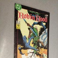 Comics: ROBIN HOOD Nº 1 / DC - ZINCO. Lote 203067055