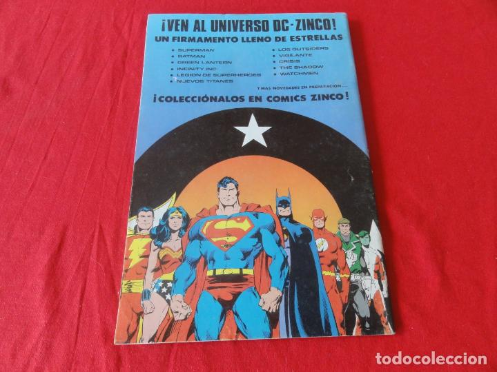 Cómics: SUPERMAN IV. FIEL ADAPTACION AL COMIC DEL FILM . ZINCO-DC COMICS. 1987. C-42 - Foto 2 - 203068370