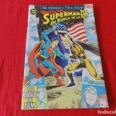 Cómics: SUPERMAN IV. FIEL ADAPTACION AL COMIC DEL FILM . ZINCO-DC COMICS. 1987. C-42. Lote 203068370