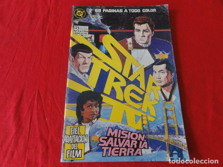Cómics: STAR TREK IV. FIEL ADAPTACION AL COMIC DEL FILM . ZINCO-DC COMICS. 1987. C-42 - Foto 1 - 203070333