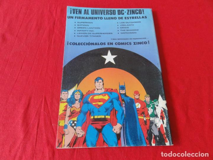 Cómics: STAR TREK IV. FIEL ADAPTACION AL COMIC DEL FILM . ZINCO-DC COMICS. 1987. C-42 - Foto 2 - 203070333