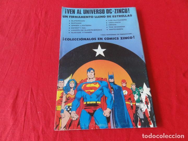 Cómics: STAR TREK IV. FIEL ADAPTACION AL COMIC DEL FILM . ZINCO-DC COMICS. 1987. C-42 - Foto 2 - 203070486