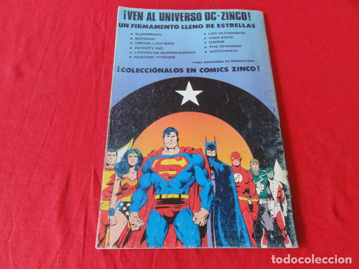 Cómics: STAR TREK IV. FIEL ADAPTACION AL COMIC DEL FILM . ZINCO-DC COMICS. 1987. C-42 - Foto 2 - 203070587