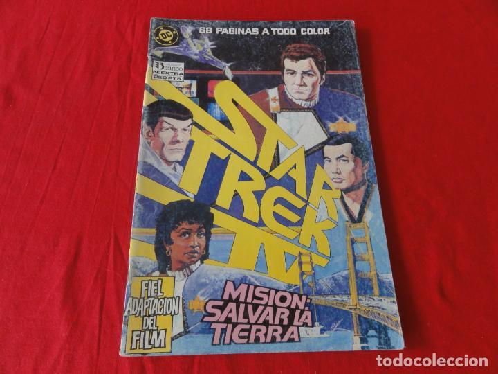 STAR TREK IV. FIEL ADAPTACION AL COMIC DEL FILM . ZINCO-DC COMICS. 1987. C-42 (Tebeos y Comics - Zinco - Cosa del Pantano)