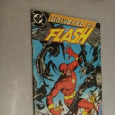 Comics: UNIVERSO DC Nº 7 FLASH / DC - ZINCO. Lote 203076186