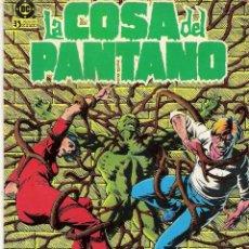 Comics: LA COSA DEL PANTANO 10. Lote 203158720