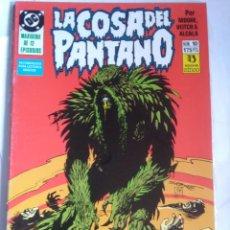 Cómics: LA COSA DEL PANTANO 10. Lote 203171565