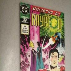 Comics: UNIVERSO DC EL MUNDO DE KRYPTON Nº 2 / DC - ZINCO. Lote 203227036