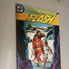 Comics: UNIVERSO DC FLASH Nº 9 / DC - ZINCO. Lote 203230070