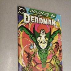 Comics: UNIVERSO DC DEADMAN Nº 15 / DC - ZINCO. Lote 203230341