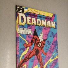 Comics: UNIVERSO DC DEADMAN Nº 14 / DC - ZINCO. Lote 203230573