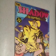 Fumetti: THE SHADOW (LA SOMBRA) Nº 3 / DC - ZINCO. Lote 203273736