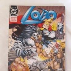 Cómics: LOBO- INSTINTO ASESINO. EDICIONES ZINCO. Lote 203349703