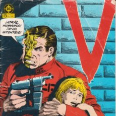 Comics: CÓMIC ` V ´ Nº 2 ED. ZINCO FRMTO. MAGAZINE 1985. Lote 203367666