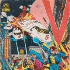 Comics: CÓMIC ` V ´ Nº 3 ED. ZINCO FRMTO. MAGAZINE 1985. Lote 203368257