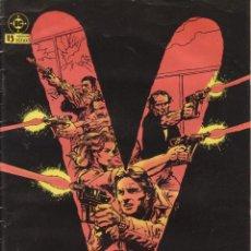 Comics: CÓMIC ` V ´ Nº 4 ED. ZINCO FRMTO. MAGAZINE 1985. Lote 203368667