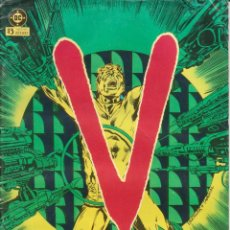 Comics: CÓMIC ` V ´ Nº 6 ED. ZINCO FRMTO. MAGAZINE 1985. Lote 203369085