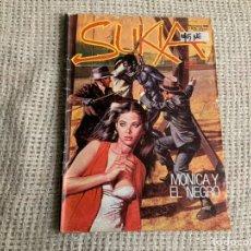 Comics: SUKIA Nº 36 COMIC PARA ADULTOS - EDITA : EDICIONES ZINCO. Lote 215141090