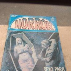Cómics: REVISTA HORROR Nº61 - SEXO PARA UN ZOMBIE - EDICIONES ZINCO S.A -. Lote 203402273