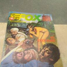 Cómics: REVISTA FOX Nº5 - LA VENGANZA DEL PERVERTIDO - EDICIONES ZINCO S.A. Lote 203402411