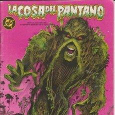 Cómics: CÓMIC ` LA COSA DEL PANTANO ´ Nº 1 ED. ZINCO FRMTO. U.S.A. 50 PGS. 1988. Lote 203414838