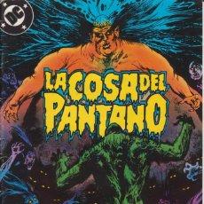 Cómics: CÓMIC ` LA COSA DEL PANTANO ´ Nº 3 ED. ZINCO FRMTO. U.S.A. 34 PGS. 1988. Lote 203415870