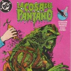 Cómics: CÓMIC ` LA COSA DEL PANTANO ´ Nº 7 ED. ZINCO FRMTO. U.S.A. 34 PGS. 1988. Lote 203416191