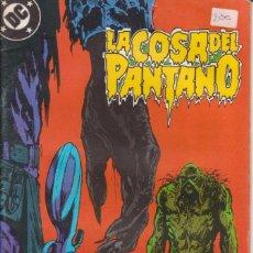 Cómics: CÓMIC ` LA COSA DEL PANTANO ´ Nº 8 ED. ZINCO FRMTO. U.S.A. 50 PGS. 1988. Lote 203416332