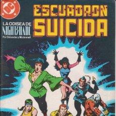 Cómics: CÓMIC ` ESCUADRÓN SUICIDA ´ Nº 6 ED. ZINCO FRMTO. U.S.A. 34 PGS. 1988. Lote 203423355
