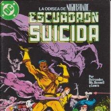 Cómics: CÓMIC ` ESCUADRÓN SUICIDA ´ Nº 7 ED. ZINCO FRMTO. U.S.A. 34 PGS. 1988. Lote 203423686