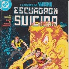 Cómics: CÓMIC ` ESCUADRÓN SUICIDA ´ Nº 8 ED. ZINCO FRMTO. U.S.A. 34 PGS. 1988. Lote 203424527