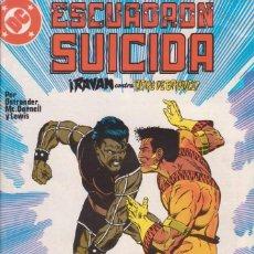 Cómics: CÓMIC ` ESCUADRÓN SUICIDA ´ Nº 9 ED. ZINCO FRMTO. U.S.A. 34 PGS. 1988. Lote 203424702