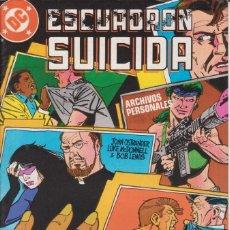 Cómics: CÓMIC ` ESCUADRÓN SUICIDA ´ Nº 10 ED. ZINCO FRMTO. U.S.A. 34 PGS. 1988. Lote 203425171