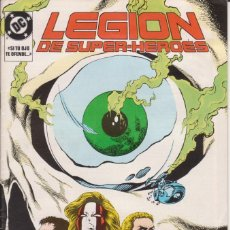 Cómics: CÓMIC ` LEGIÓN DE SUPER-HEROES ´ Nº 25 ED. ZINCO FRMTO. U.S.A. 34 PGS. 1988. Lote 203427866