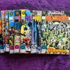 Comics: MILLENNIUM COMPLETA-EXCELENTE ESTADO. Lote 203433472