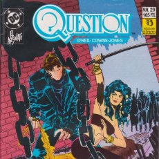 Cómics: CÓMIC ` QUESTION ´ Nº 29 ED. ZINCO FRMTO. U.S.A. 34 PGS. 1989. Lote 203433515