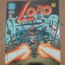 Cómics: LOBO. EL DUELO. EDICIONES ZINCO. ONE SHOT. Lote 203461040