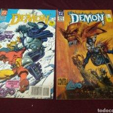 Cómics: THE DEMON, N° 1,2, ZINCO. Lote 203567877
