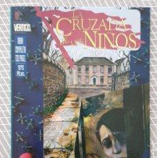 Cómics: LA CRUZADA DE LOS NIÑOS DE NEIL GAIMAN Y CHRIS BACHALO. NUMERO ÚNICO. ZINCO 1995. Lote 203569195