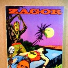 Cómics: ZAGOR : LA NOCHE DE LOS MAGOS. Lote 203869671