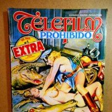 Cómics: TELEFILM PROHIBIDO Nº 1. Lote 203959588