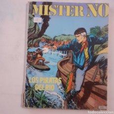Cómics: MISTER NO. LOS PIRATAS DEL RÍO. EDICIONES ZINCO 1983.. Lote 204067067