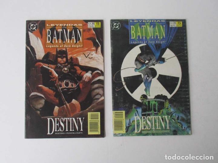 Cómics: 8 COMICS: LEYENDAS BATMAN - Foto 2 - 204121908